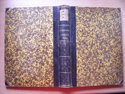 VI. Bd. 1851 -1860 Studijni Nadani V Kralovstvi Ceskem. VI. Svazek
