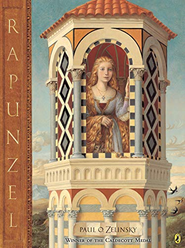 Rapunzel (Picture Puffin