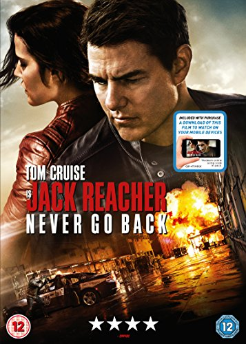 Jack Reacher: Never Go Back [DVD + Digital Download] [2016]