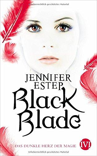 Buchseite und Rezensionen zu 'Black Blade' von Jennifer Estep