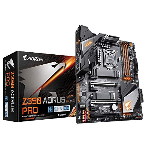 Gigabyte Z390 Aorus Pro - Placa de Base, Color Negro