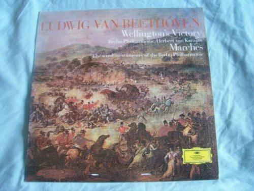 643 210 Beethoven Wellingtons Victory BPO Karajan LP -