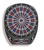 Carromco Elektronische Dartscheibe für bis zu 8 Spieler mit automatischem Score