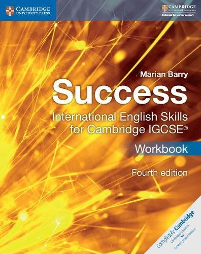 Success international. English skills for Cambridge IGCSE. Workbook. Per le Scuole superiori. Con espansione online