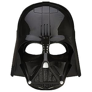 Star Wars Star Wars-B3719 Casco electrónico Darth Vader, Color Negro, Miscelanea (Hasbro Spain B3719)
