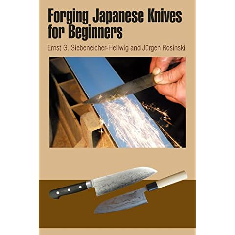 Forging Japanese Knives for Beginners (Messer Magazin Workshop)