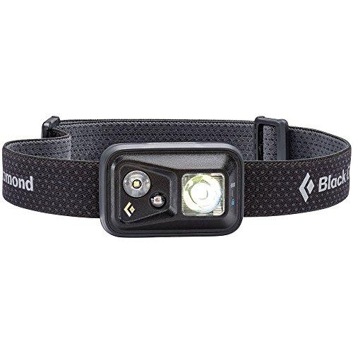 Black Diamond Spot - 300 Lumen LED Stirnlampe Kopflampe Rotlicht, Black