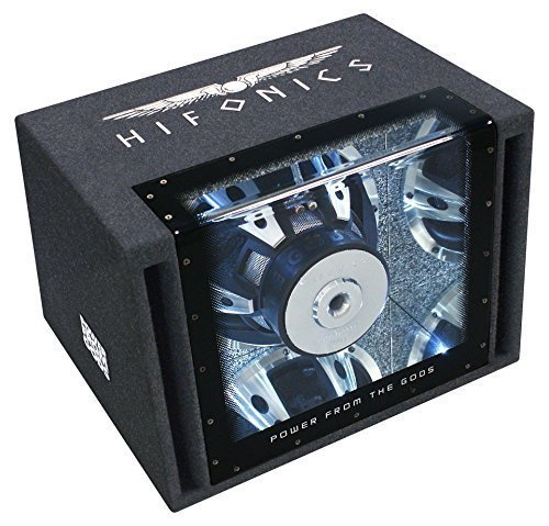 HIFONICS ZEUS ZXI-12BP Single-Bandpass 30 cm/12