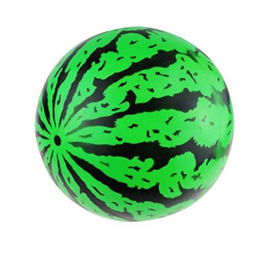 Ballon Spielzeug FORH Kinder Strand Party Aufblasbare Wassermelone Ball Spielzeug Aufblasbares Pool-Party spielt für Erwachsene scherzt Ferien-Strand- im Freien Strandball Melone