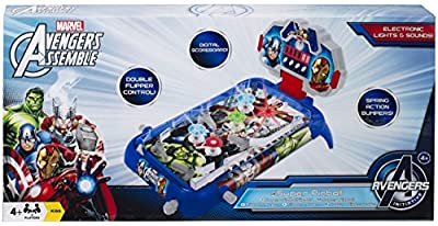 Sambro Ave-7523Avengers Super Pinball