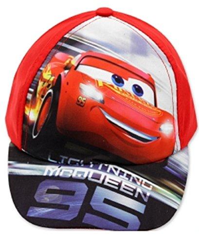 Disney,cars - cappello - ragazzo red 54