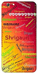 Shrigauri (goddess Parvati) Name & Sign Printed All over customize & Personalized!! Protective back cover for your Smart Phone : Samsung Galaxy A-7