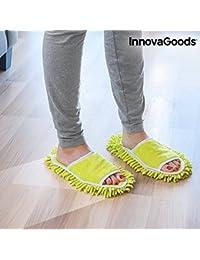 InnovaGoods Zapatillas Mopa, Verde