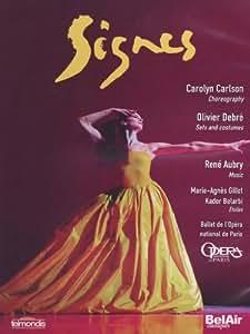 Signes / Ballet de l'Opéra National de Paris [(+booklet)]