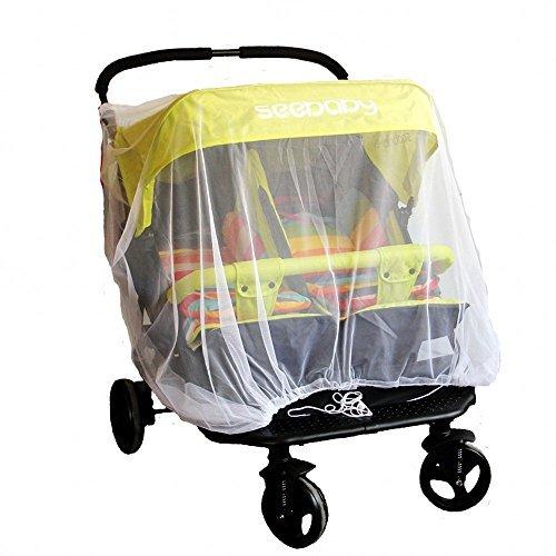 enschutz für-, Doppel-Joggen, Tandem Kinderwagen und Kinderwagen ()