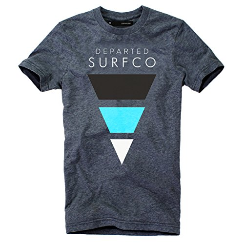 """DEPARTED Fashion Shirt """"3615-160"""" Grau"""