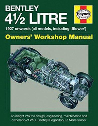 bentley-4-1-2-litre-owners-workshop-manual