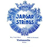 CUERDA VIOLONCELLO - Jargar (Azul) (Cromo) 2ª Medium Cello 4/4 (Re) D (Una Unidad)
