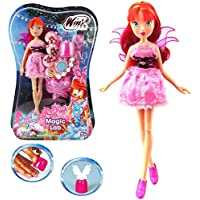 Winx Club - Magic Lab - Doll Fairy Bloom & Nail Styles Set - Season 7