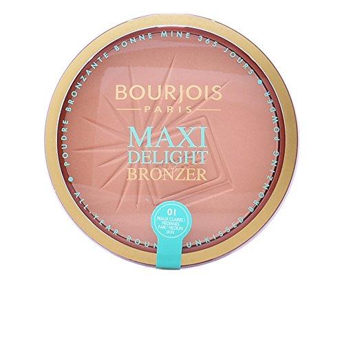Bourjois Maxi Delight Polvos Bronceadores Tono 01