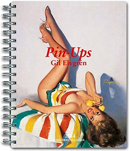 Pin-ups. Gil Elvgren - 2014 Diary (Taschen Spiral Diaries)