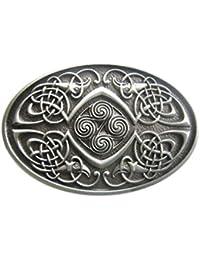 19f90b3be55e88 Gürtelschnalle Celtic Keltischer Knoten Phoenix 3D Optik für Wechselgürtel  Gürtel Schnalle Buckle Modell 105…