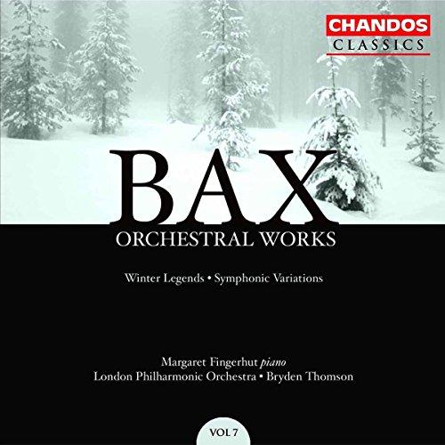 Preisvergleich Produktbild Arnold Bax: Orchesterwerke Vol. 7