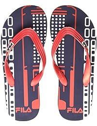 Fila Men's Check Flip Hawaii Thong Sandals