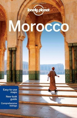 Lonely Planet Morocco (Country Travel Guide) by James Bainbridge, Alison Bing 10th (tenth) Edition (9/1/2011)