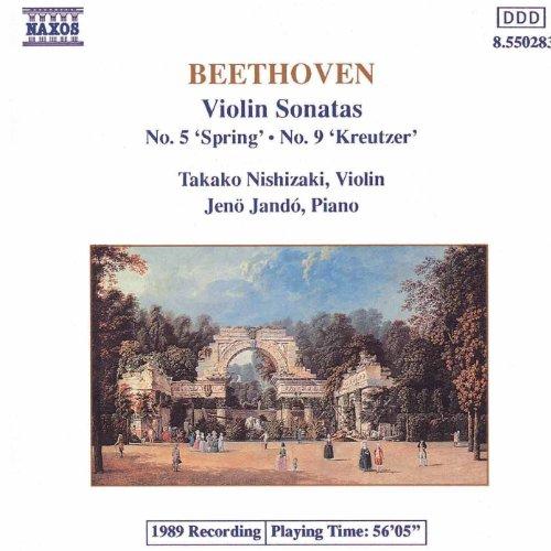 Beethoven: Violin Sonatas Nos....