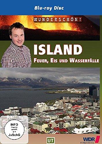 Island: Feuer, Eis und Wasserfälle [Blu-ray]