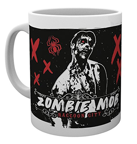 GB Eye LTD, Resident Evil, Zombie Mob, Taza