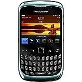 Blackberry Curve 3G 9300 QWERTY - Smartphone Movistar libre (cámara 3 MP, 256 MB de capacidad, procesador de 600 MHz),Azul