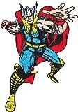 THOR Full completo Body corpo PATCH, Officially Licensed Marvel's Avengers Comic Superhero Artwork,...