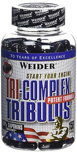 WEIDER Tri-complex Tribulus 150 Gélules
