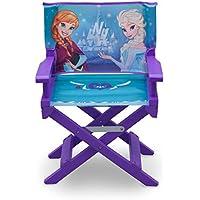 Preisvergleich für Delta Children TC85977FZ Regiestuhl Frozen, Holz, violett, Single, 35.55 x 28.90 x 53.35 cm