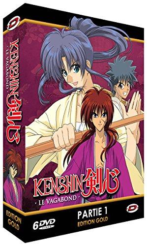 Kenshin le vagabond - Partie 1 - Edition Gold (6 DVD + Livret)