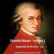 Essential Mozart, Vol. 1 (Symphonies 29, 40 and 41)