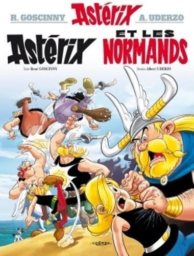 Astérix - Astérix et les normands - n°9 par René Goscinny