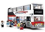 Sluban Lego Luxurious Double Decker, Multi Colour