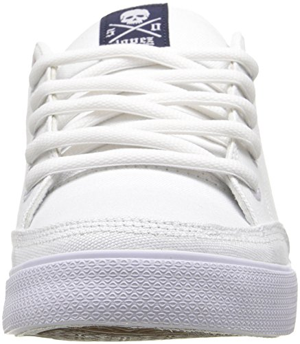 C1RCA Lopez 50 Unisex-Erwachsene Sneakers Red/White/Blue
