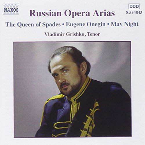 Russian Opéra Arias, Vol. 1