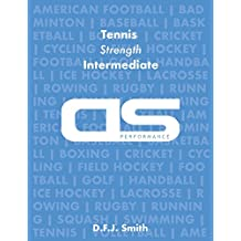 DS Performance - Strength & Conditioning Training Program for Tennis, Strength, Intermediate
