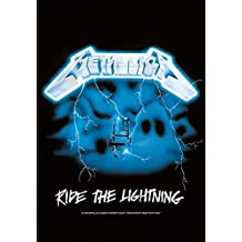 Metallica - Ride The Lightning Flagge