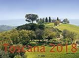 Toscana 2018 - Italien - Italy - Bildkalender quer (56 x 42) - Landschaftskalender: by Horst Haas - Horst Haas