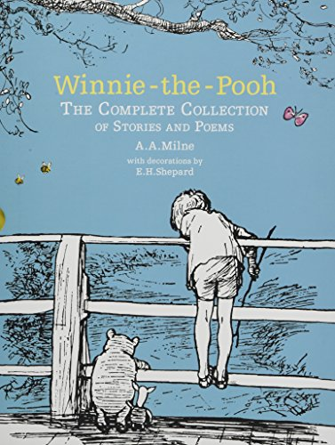Zoom IMG-1 winnie the pooh complete collection