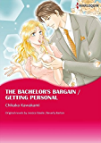 THE BACHELOR'S BARGAIN / GETTING PERSONAL (Harlequin comics)