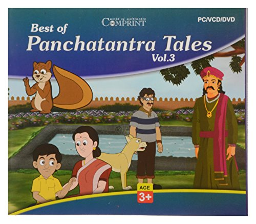 Best of Panchatantra Tales Vol 3- CD-ROM