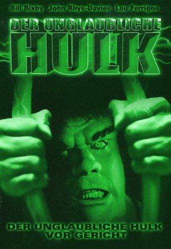 Der unglaubliche Hulk vor Gericht (Gericht Dvd)
