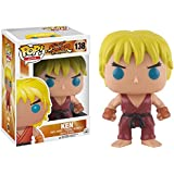 Funko - Figura Pop! Street Fighter: Ken